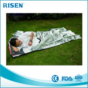 Emergency Blanket Emergency Thermal Mylar Blanket pictures & photos
