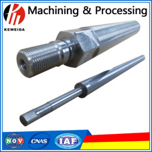 High Pression 0.005mm Tolerance Mechanical Parts