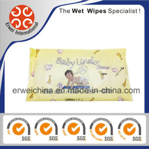 15 PCS Baby Wipes and Natural Materials Baby Wet Wipes pictures & photos