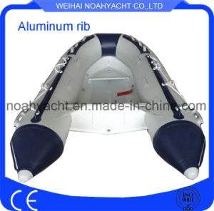 Aluminium Hull Inflatable Boat pictures & photos