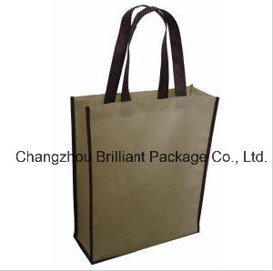 Promotional Customized PP Laminated Non Woven Bag for Shopping pictures & photos