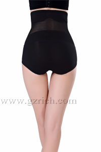 High Waist Slim HIPS Lift up Body Abdomen Contorl Shaper Briefs Pants Underwear pictures & photos