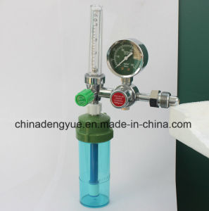 Bull Nose Type Medical Oxygen Regulator pictures & photos