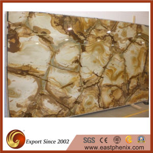 Palomino Granite Slab for Garden Slab, Countertop pictures & photos