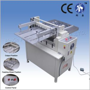 Price Paper Sheet Cutting Machine pictures & photos