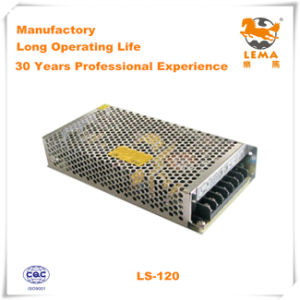 Lema Ls-120 Single Output Switching Power Supply pictures & photos