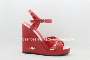 Newest Trendy Sexy High Heel Lady Sandal pictures & photos