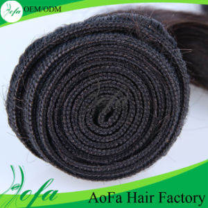 Wholesale Aofa Hair Brazilian Remy Human Hair Extension pictures & photos
