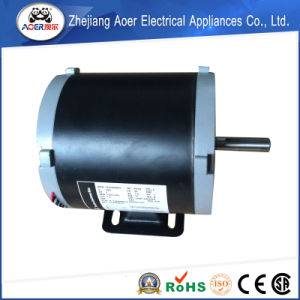 Three Phase AC Gear Electric Motor with Aluminum Housing pictures & photos