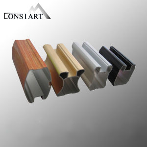 Constmart 6000 Series Aluminum Profile Supplier /Aluminum Extrusion Profile Manufacturer pictures & photos