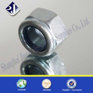 DIN985 Lock Screw Fastener Nylon Nut pictures & photos