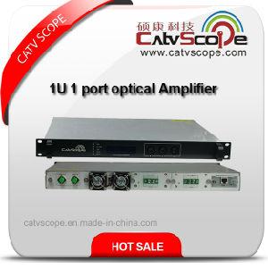 1/4/8 Ports EDFA 1550nm CATV Erbium-Doped Fiber Optical Amplifier /Multi-Port EDFA pictures & photos
