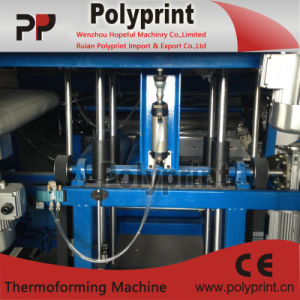 Disposable PP Cup Thermoforming Machine (PPTF-70T) pictures & photos
