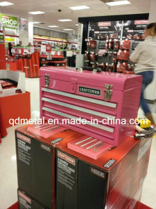Pink Box Professional Drawers Storage Cabinet Tool Box for Truck pictures & photos