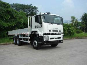 Isuzu Cargo Truck 6X4 pictures & photos