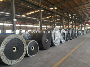 Manufacturer Industrial Rubber Conveyor Belt with High Quality pictures & photos