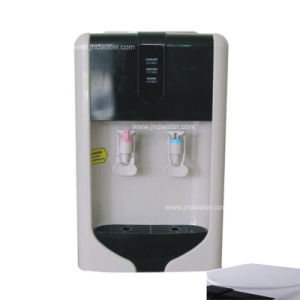 Desktop Hot and Cold Direct Piping Water Dispenser pictures & photos