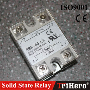 Fotek Linear Control Solid State Relay (SSR-40LA) pictures & photos