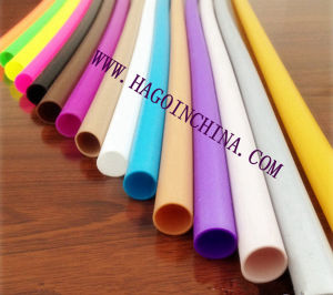Qingdao Manufacture Thin Silicone Rubber Tube pictures & photos