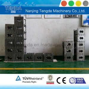 Plastic Compounding Co-Rotating Parallel Twin Screw Barrels pictures & photos