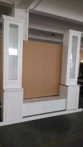 Imported Maple Solid Wood Furnitures for Kitchen Use pictures & photos