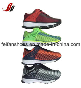 Latest Men′s Sport Shoes Comfortable Casuale Shoes Safety Running Shoes pictures & photos