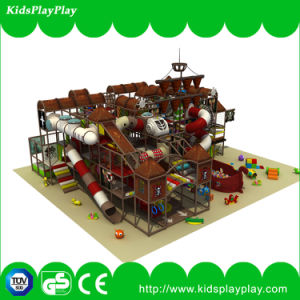 Pirate Ship Commercial Kids Indoor Playground Equipment (KP-141110) pictures & photos
