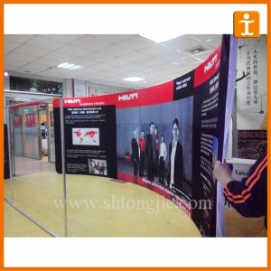 Pop up Display Advertising Banner Stand (TJ_01) pictures & photos