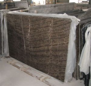 Coffee Brown Marble, Marble Tiles and Marble Slabs pictures & photos