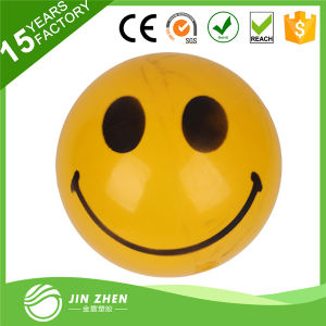 Inflable PVC Bouncy Toy Ball Plastic Toy Ball with Logo Printed PVC Printed Ball