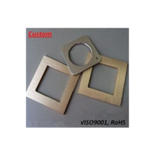 Galvanized Sheet Metal Stamping Part pictures & photos