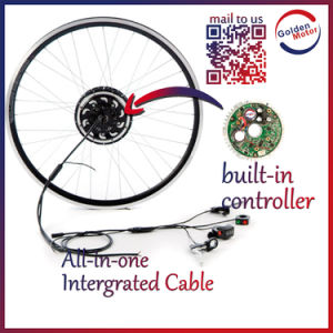 Smart Pie 5 200W/250W/400W Electric Bicycle Hub Motor/ Electric Bike Conversion Kit pictures & photos