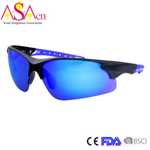 Men′s Fashion Designer Sport UV400 Protection PC Sunglasses (14366)