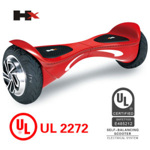 UL2272 Certification 8 Inch Balance Scooter Samsung Battery Hoverboard pictures & photos