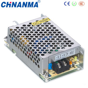 25W 15V 1.7as Series Single Output Switching Enclosed AC DC Switching Power Supply pictures & photos
