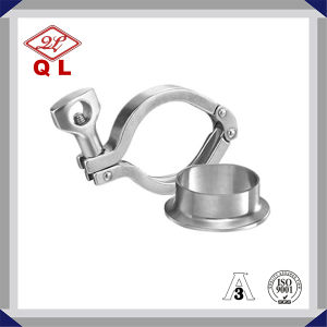 "8"" Ss304 Single Pin Heavy Duty Clamp Sanitary Food Grade Clamp pictures & photos"