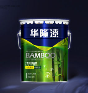 Hualong Bamboo Charcoal Anti-Formaldehyd Multi- Effect Wall Coating pictures & photos