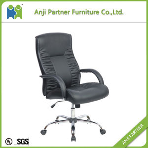 Customized Brand Partner Furniture Office Chair with Locking Wheels (Bopha) pictures & photos