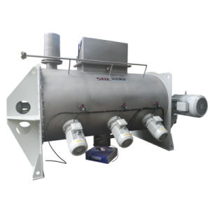 Plowshare Batch Mixer for Food Industry pictures & photos