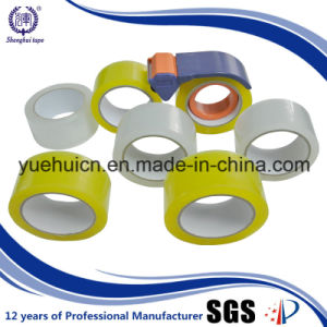 Good Sales Acrylic Gummed Clear OPP Packing Tape pictures & photos