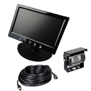 """IP69k Waterproof Camera with 7"""" TFT Monitor pictures & photos"""