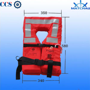 Solas Approved Orange Color Marine Lifejacket pictures & photos
