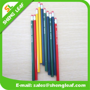 High Quality Colored Promotional Gifts Pencil (SLF-WP038) pictures & photos