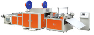 CNC Laser Non-Woven Sheet Cutting&Loop Welding Machine