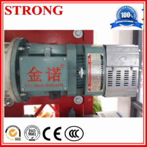 Building Elevator Construction Hoist Spare Parts Driving Device pictures & photos