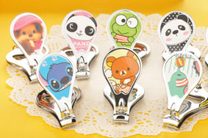 Creative Promotional Gifts Multi-Function Keychain Nail Clipper Beer Bootle Opener pictures & photos