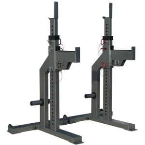 Commercial Fitness Strength Equipment/Heavy Duty Separate Squat Stand pictures & photos