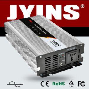 1500W 12V/24V/48VDC to AC110V/220V Pure Sine Wave Power Inverter pictures & photos