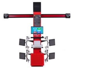 3D Four Wheel Alignment Machine Price, Wheel Aligner System Ds6 pictures & photos