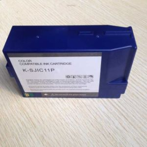 Sjic11p Compatible Ink Cartridge for Epson TM-C600 pictures & photos